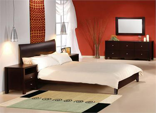 a bed with the funny and tantalizing  Made with classic inspiration and  color  While Complete bedroom sets describing the meaning of time. Februari 2011 Home and Interior design