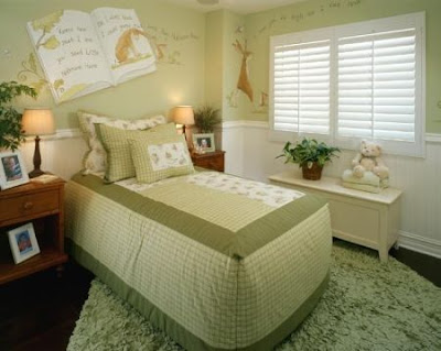 Children Bedroom Interior Designs Funky Downtown