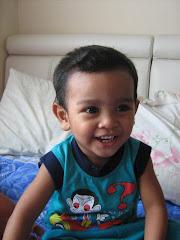My 1st son Muhamad Asyraf Hakimi