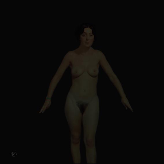 Bailando con Ingres