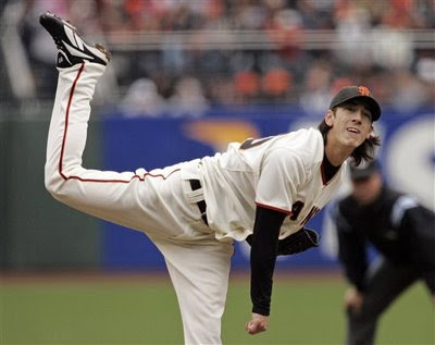Tim Lincecum / AP photo