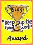 """Premio """"A mantener la buena labor"""""""