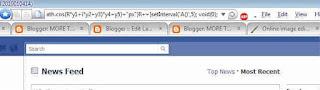 hanamaze,gambar melayang di browser,javascript,script jahil