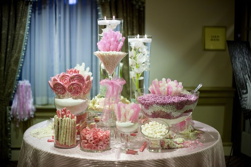 Candy Buffet o Candy Bar