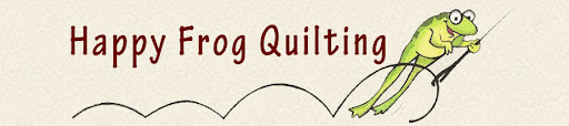 Happy Frog Quilting