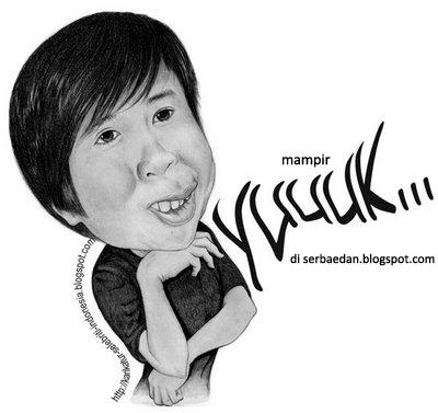 EDAN!!! Karikatur Artis dan Tokoh Nasional Indonesia yang Asoy