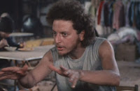 Daniel Stern says, I once had a sleeve THIS BIG!
