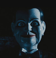 Dummy Billy isn't the only cast member to give a wooden performace in Dead Silence.