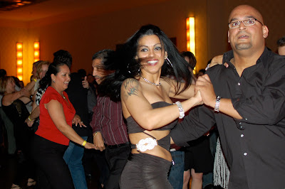 MY HOTEL LIFE: The Sexiest Party of the Year : Salsa Pachanga