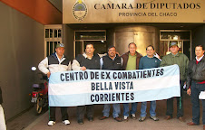 INCONDICIONAL APOYO A LOS CAMARADAS CHAQUEÑOS.