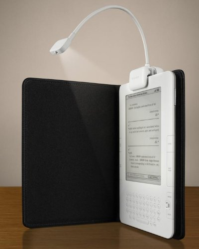 How to Fix the Brightness on an Amazon Kindle