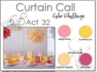 Curtain Call Color Challenge Act 32