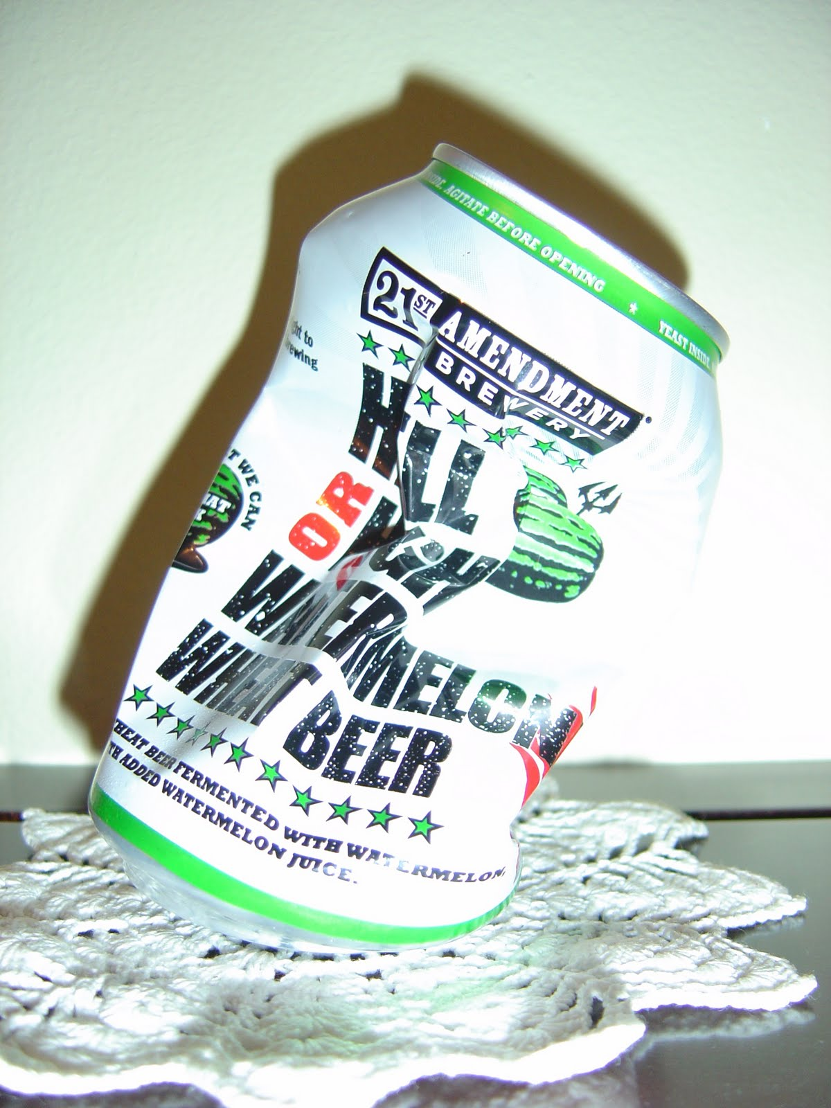 Daily Beer Review: Hell or