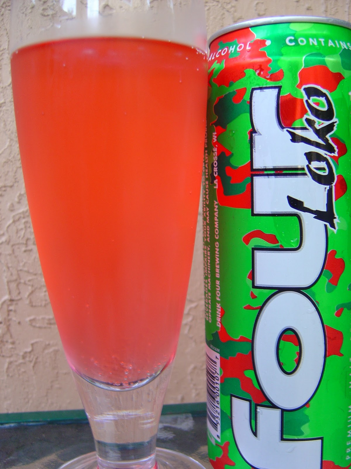 How Many Drinks Are In A Four Loko