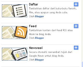 Feed blog info