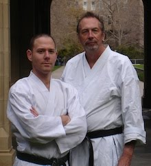 Damon Young and Graham Priest
