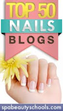 Lacquer Laine Featured on Top 50 Nail Blogs