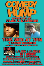COMEDY ON THE HUMP!!