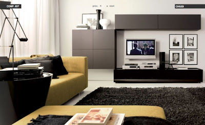 west elm furniture,interior design, furnitures, office interiorsYellow-Black Living Rooms