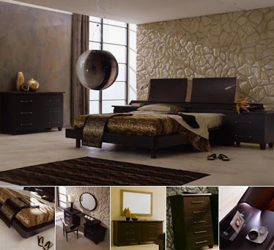 Contemporary Bedroom Sets on Contemporary Italian Bedroom Set