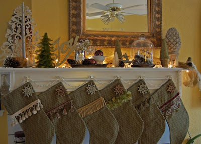 Christmans Decor Socks