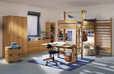 White Kids Bedroom Furniture Sets on Children Bedroom Furniture Sets   Modern Homes Interior Design
