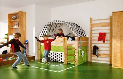 kids sports bedroom decor bedroom