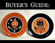 Halloween Plates!