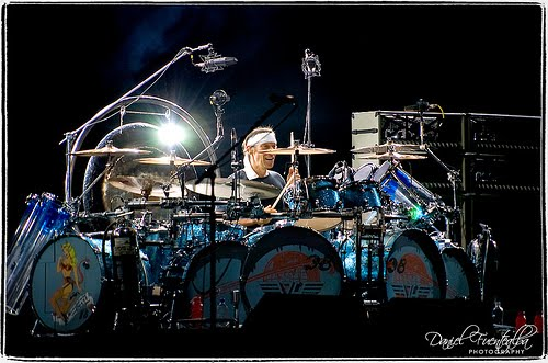 Casey Cooper Drum Set