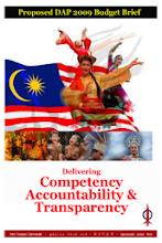 Cadangan Budget 2009 - DAP