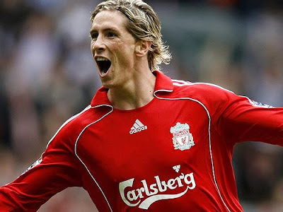 fernando torres loves liverpool Knee Surgery Rules Torres Out for the Season