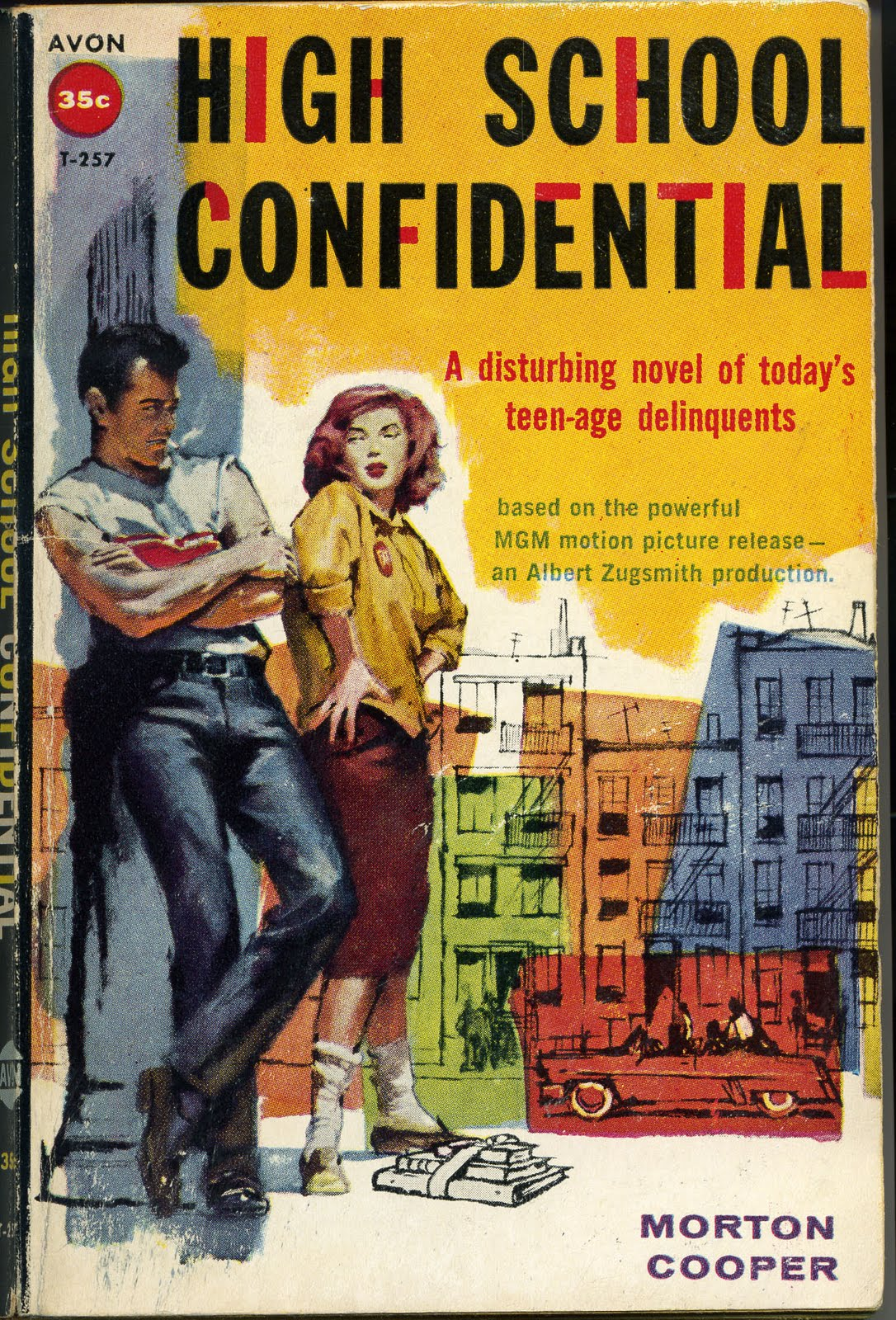 high school confidential High school confidential in exchange for anonymity, teenagers talk about what it's really like to be in high school — sex, drugs, skipping school, wacky substitute teachers and all the ways that.