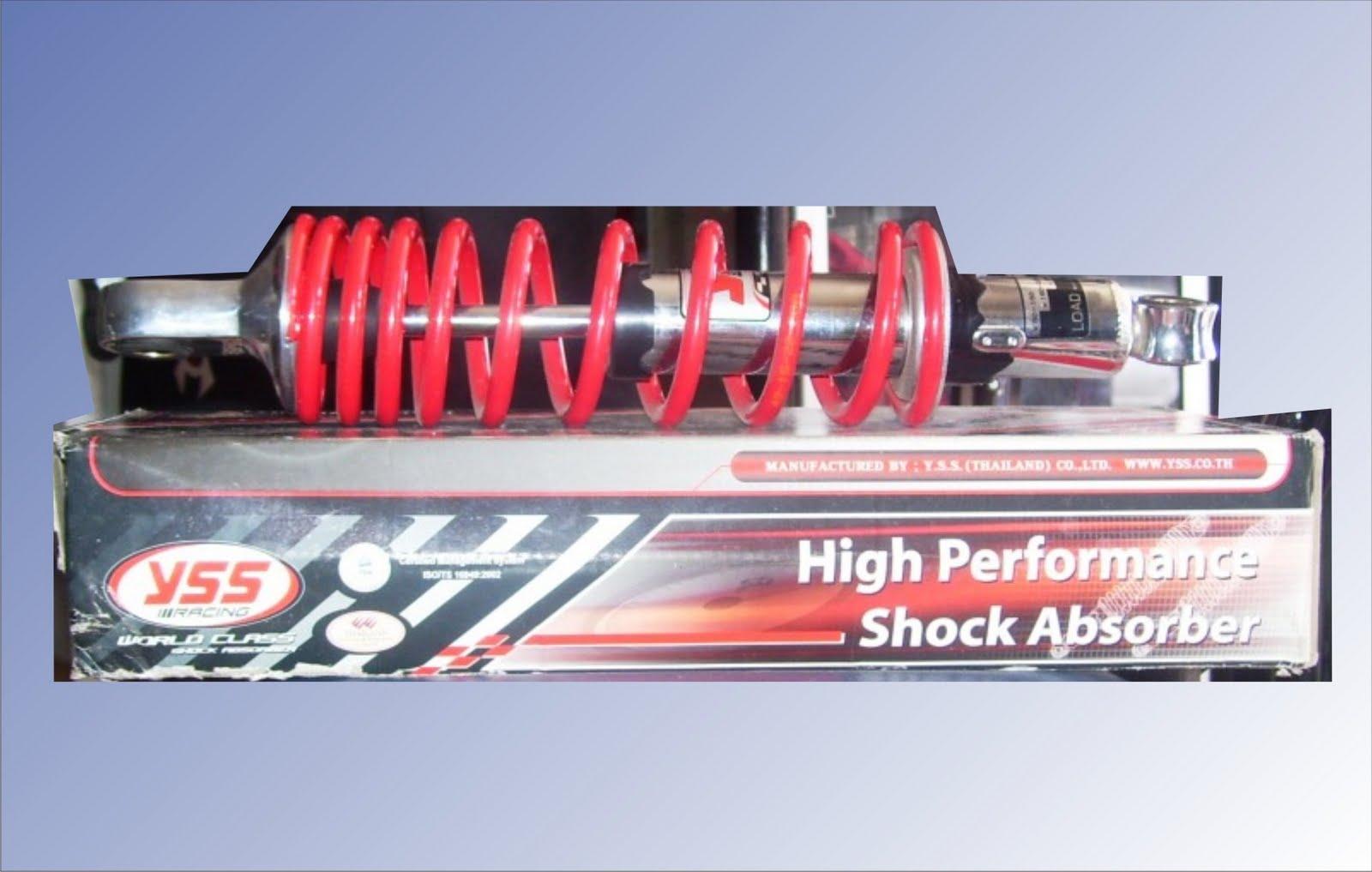 Daftar Harga ShockBreaker YSS Terbaru 2014