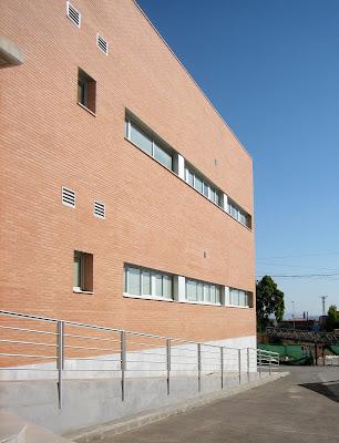Isasa arquitectos murcia animalario universidad de murcia - Arquitectos murcia ...