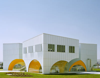 Nestlé 'Grupo de aplicacion', Querétaro – México, rojkind arquitectos