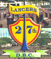 The New 27th Lancers Drum & Bugle Corps