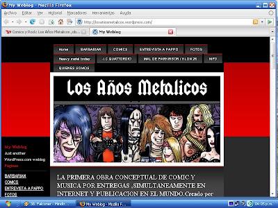 www.losaniosmetalicos.wordpress.com