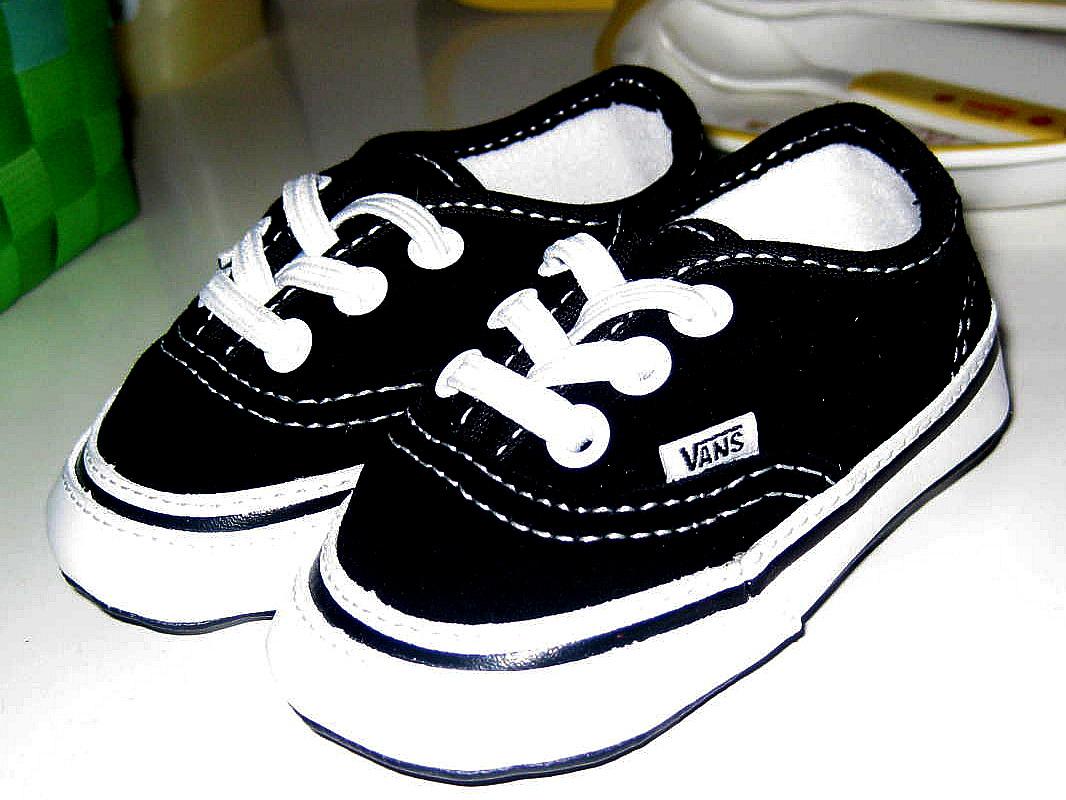 Black baby vans