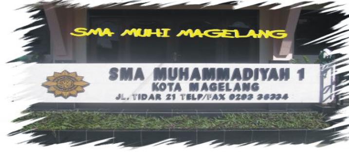 SMA MUHAMMADIYAH 1 KOTA MAGELANG