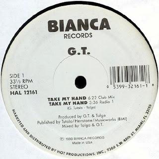 G.T. - Take My Hand