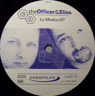 The Officer & Elios - La Musica [12'' Vinyl EP 1999]