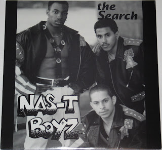 Nas-T Boyz - The Search