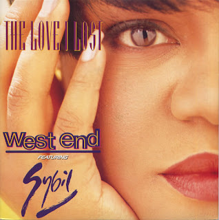 West End Ft.Sybil - The Love I Lost [12'' Vinyl 1993]