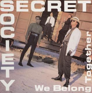 Secret Society - We Belong Together [12'' Vinyl 1989 ZYX Records]