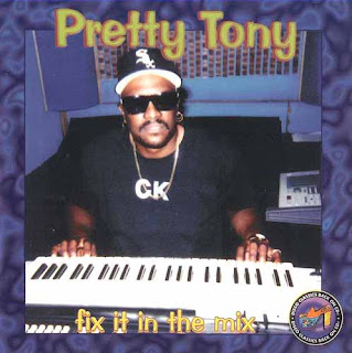 Pretty Tony - Fix It In The Mix [CD Album 1997]