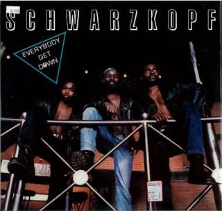 Schwarzkopf - Everybody Get Down [12'' Vinyl 1996]