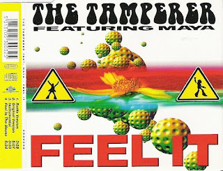 The Tamperer Feat.Maya - Feel It [Maxi-Single 1998]