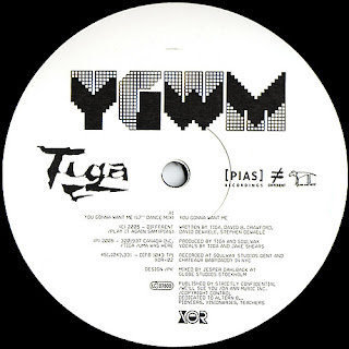 Tiga - You Gonna Want Me [12'' Vinyl Promo 2005]