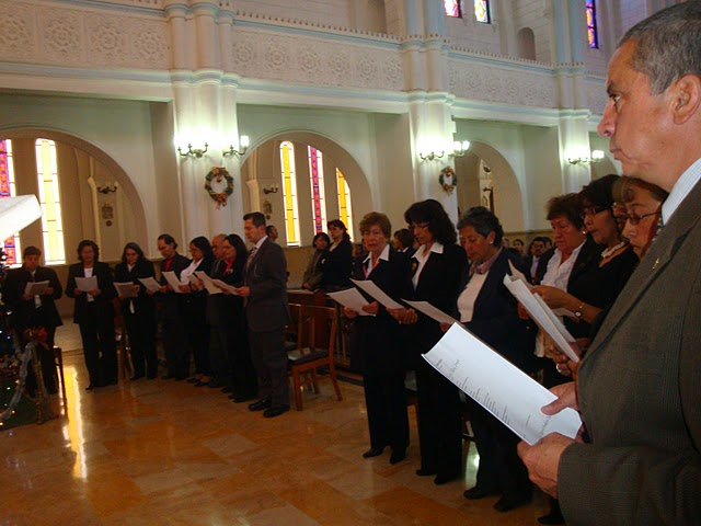 Consagración en la Unión del Apostolado Católico 2010