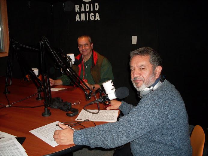 Misioneros en Radio Amiga 2010